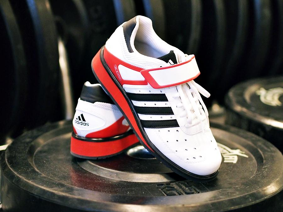 Adidas Power Perfect II - White Trash Disease 0fb67876e4
