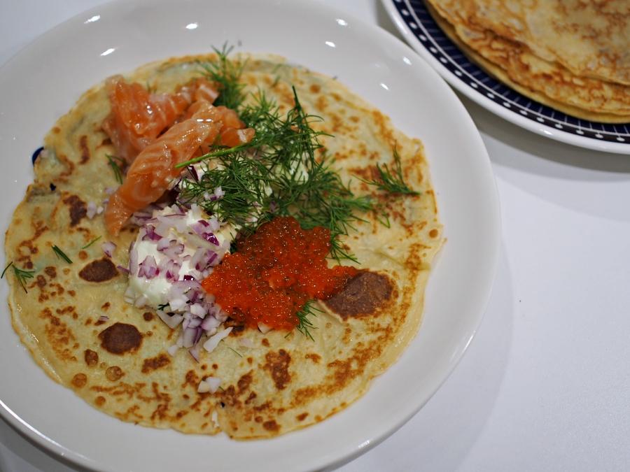 Venäläinen suolakurkku resepti